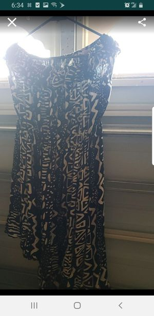 Plus size high low sleeveless dress for Sale in Orlando, FL