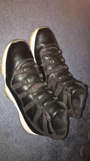 Jordan 11 72-10 size 11.5 for Sale in Harrison, MI