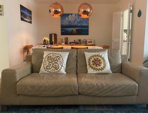 Natuzzi Italia - Leather Sofa for Sale in New York, NY
