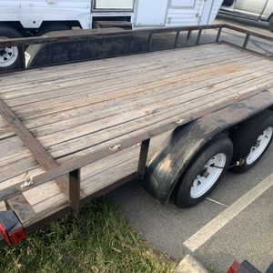 Dual Axel Trailer for Sale in Claremont, CA