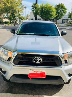 Toyota Tacoma Double Cab 4D for Sale in Corning, CA