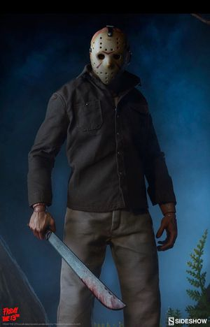 Sideshow Collectibles Jason Voorhees 1/6 scale Hot Toys for Sale in Huntington Beach, CA