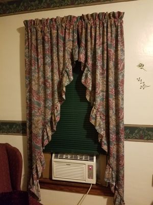 Three pair of 84 inch curtains for Sale in Pine Grove, PA