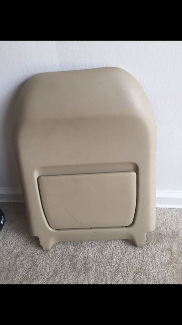 04-08 Acura TL Passenger Seat back part