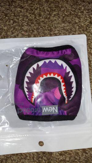 BAPE mask purple for Sale in Bakersfield, CA