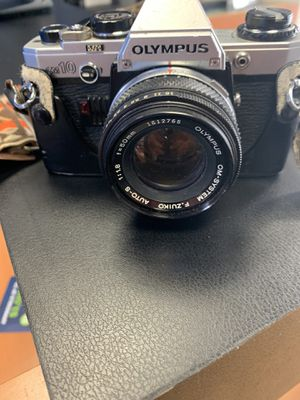 Olympus OM-10 Camera with F.Zuiko 50mm F/1.8 Lens -- for Sale in Lakewood, CA