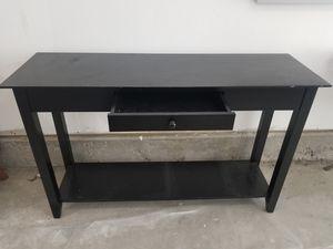 Black Computer Desk / Stand / Office Desk for Sale in Jersey City, NJ
