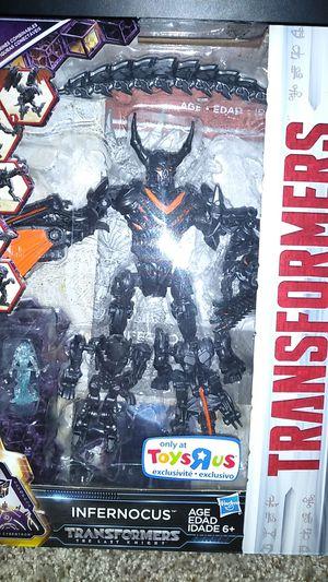 Transformers Infernocus TRU exclusive action figure for Sale in Colorado Springs, CO