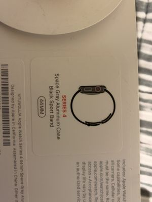 Apple watch series 4 for Sale in Lake View Terrace, CA