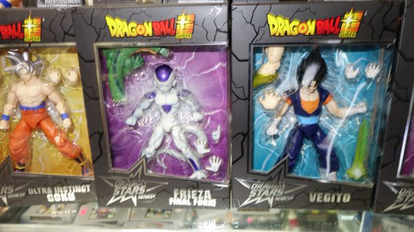 New Dragon ball stars figures $30 each.