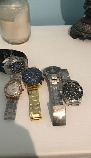 Watches and a laptop for Sale in CORP CHRISTI, TX