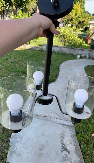 3 light Chandelier for Sale in Whittier, CA