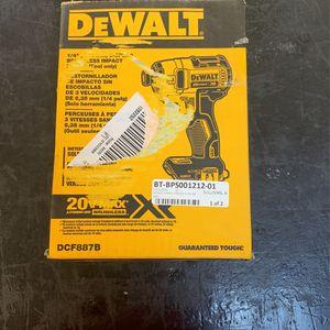 Dewalt Dcf887b for Sale in Fort Lauderdale, FL