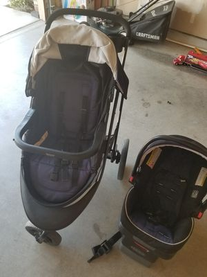 Car with car Seat for Sale in San Jose, CA