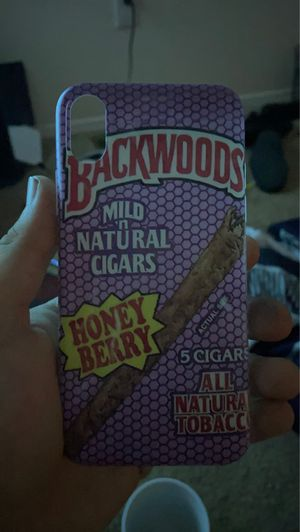Backwoods IPhone Case for Sale in Beaufort, SC