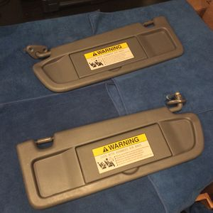 2006-2011 Honda Civic OEM Sun Visor Set[Driver/Passenger Side] for Sale in Los Angeles, CA