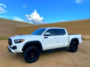 2017 Tacoma Pickup PERFECT CONDITIONS!! for Sale in Holbrook, AZ