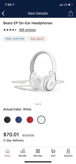 Beats EP Headphones for Sale in Laveen Village, AZ