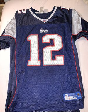 Patriots youth XL adult small Jersey for Sale in Long Beach, CA