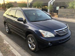 Hybrid Lexus RX for Sale in Phoenix, AZ