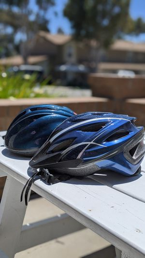 Two Bike Helmets for Sale in San Diego, CA