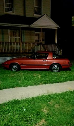 1981 Mazda rx7 GSL for Sale in Brooklyn, OH