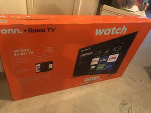 """Brand New 58"""" Roku Tv for Sale in Memphis, TN"""