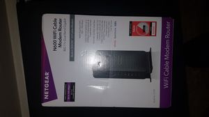 Netgear Modem router for Sale in Prospect Heights, IL