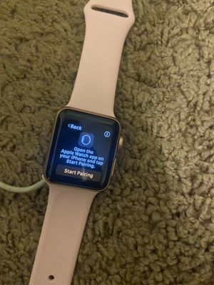 Apple watch Rose Gold -38 MM for Sale in TEMPLE TERR, FL