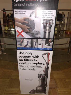 Dyson Cinetic Big Ball Animal+Allergy Upright Vacuum brand new sealed for Sale in New York, NY