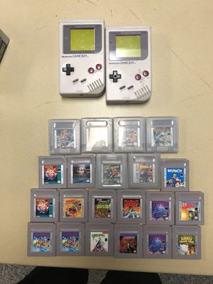 Gameboy lot 21 games for Sale in Fort Washington, MD