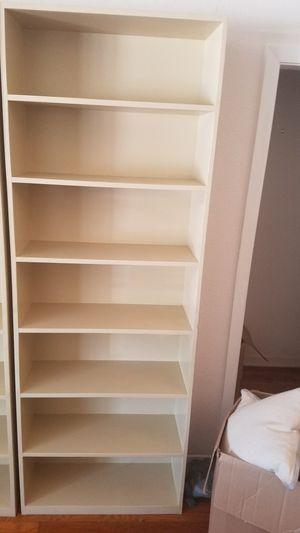 7ft bookshelves. Must sell. for Sale in Austin, TX