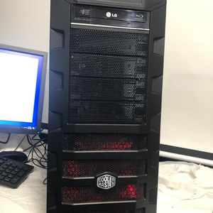 Power Full Desktop Computer For Server And For Windows for Sale in Silver Spring, MD