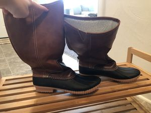 Women's duck boot / rain boot for Sale in Virginia Beach, VA