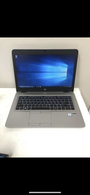 "HP EliteBook 840 G3 14"" Laptop with HP Warranty Core i7 8gb Ram 512gb Flash Windows 10 Pro for Sale in Grayslake, IL"