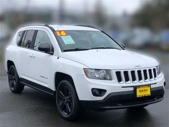 2016 Jeep Compass for Sale in Auburn,  WA