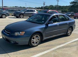 2005 Subaru Legacy $1500 down for Sale in San Antonio, TX