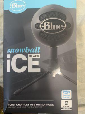 Yeti snowball mic for Sale in Traverse City, MI