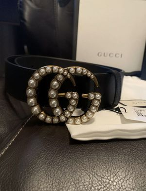 Gucci belt size 85/34 for Sale in Chesterland, OH