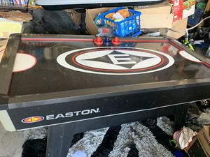 Easton Air hockey machine $300 for Sale in Los Angeles, CA