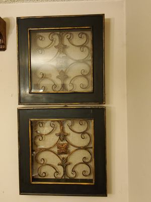 Wall decor set for Sale in Bakersfield, CA