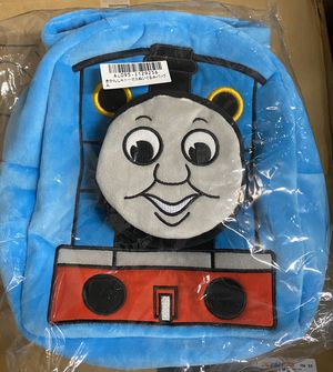 Thomas and Friends Plushy Bag / New With Tags / Pick-up in Cedar Hill / Shipping Available for Sale in Cedar Hill, TX