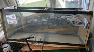 55 gallon fish tank aquarium new for Sale in Detroit, MI