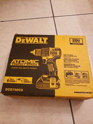 Dewalt 20v automatic for Sale in Charlotte, NC
