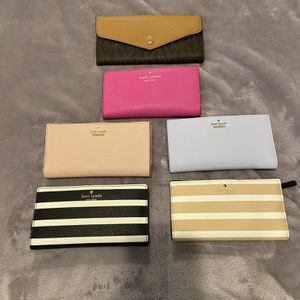 Kate Spade / Michael Kors Wallet for Sale in Staten Island, NY