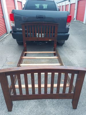 A Complete Twin Size Bed Frame for Sale in San Antonio, TX
