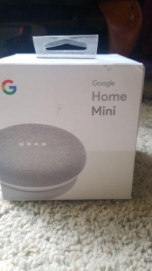 Google Home Mini brand new for Sale in Huntington Beach, CA
