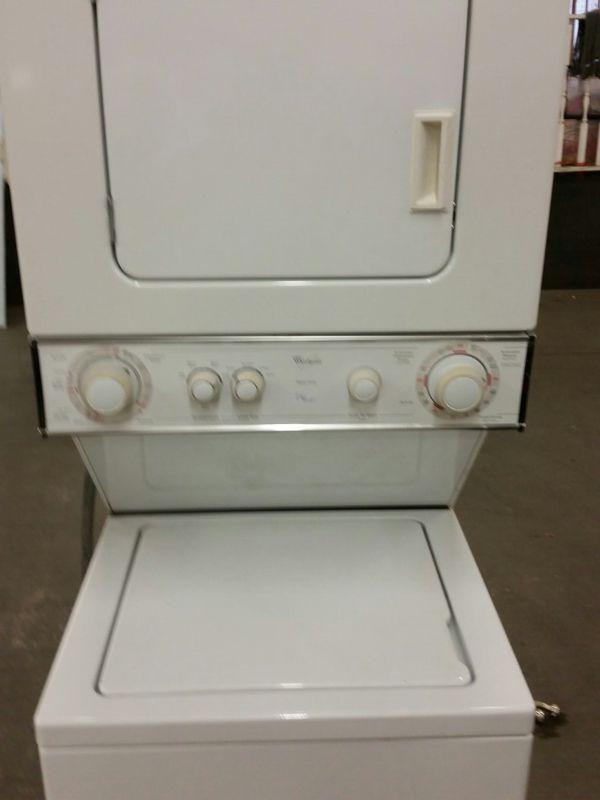 Washer and dryer 90 days warranty