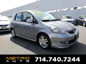 2007 Honda Fit for Sale in La Habra, CA