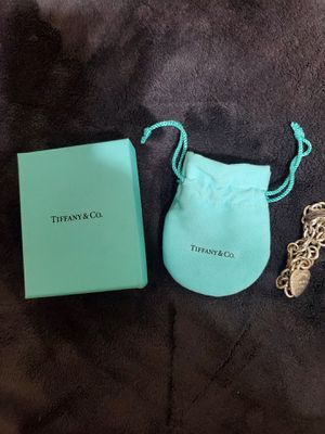 Tiffany bracelet and matching ring for Sale in Los Angeles, CA